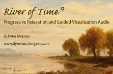 River of Time Guided Visualization Deep Relaxation CD Digital Download
